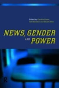 News, Gender and Power - cover
