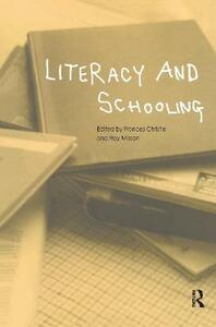 Literacy and Schooling - cover