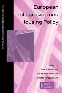 European Integration and Housing Policy - cover