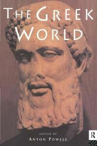 The Greek World - cover