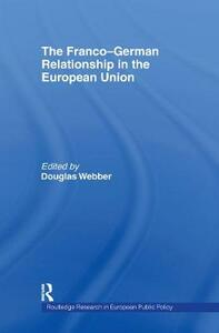 The Franco-German Relationship in the EU - cover