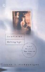 Scattered Belongings: Cultural Paradoxes of Race, Nation and Gender - Jayne O. Ifekwunigwe - cover