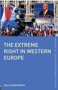 The Extreme Right in Europe - Paul Hainsworth - cover
