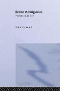 Erotic Ambiguities: The Female Nude in Art - Helen McDonald - cover