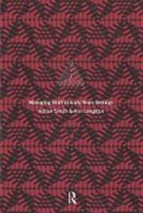 Managing Staff in Early Years Settings - Ann Langston,Adrian Smith - cover