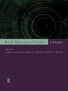 Real Business Cycles: A Reader - cover