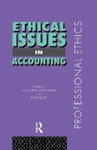 Ethical Issues in Accounting - cover