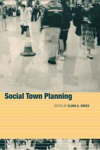 Social Town Planning - cover