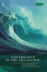 Governance in the Asia-Pacific - cover