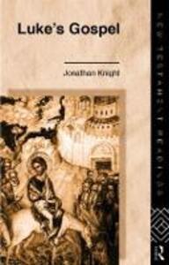 Luke's Gospel - Jonathan Knight - cover