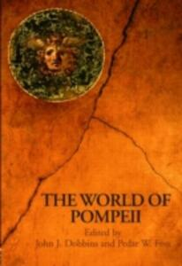 The World of Pompeii - cover