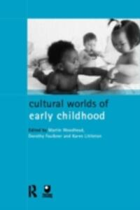 Cultural Worlds of Early Childhood - cover