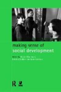 Making Sense of Social Development - cover