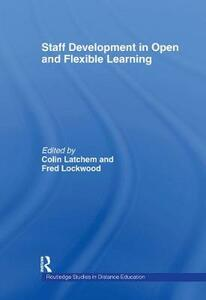 Staff Development in Open and Flexible Education - cover