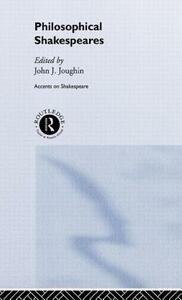 Philosophical Shakespeares - cover