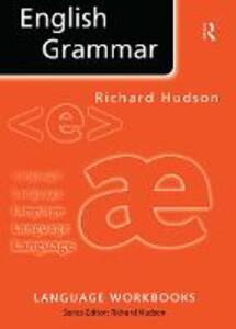 English Grammar - Richard Hudson - cover