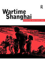 Wartime Shanghai - cover