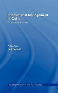 International Management in China: Cross-Cultural Issues - cover