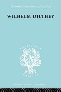 William Dilthey - M. A. Hodges - cover