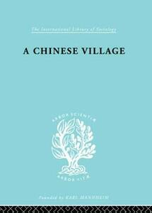 Chinese Village         Ils 52 - cover