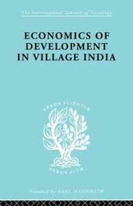Econ Dev Village India  Ils 59 - M. R. Haswell - cover