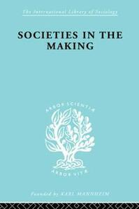 Societies In Making     Ils 89 - cover