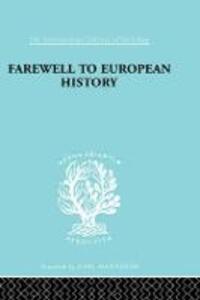 Farewell European Hist  Ils 95 - cover