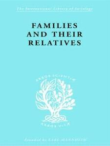 Families and their Relatives - Hubert Firth,Forge Firth - cover