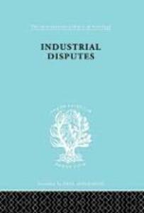Industrial Disputes    Ils 151 - J. E. T. Eldridge - cover