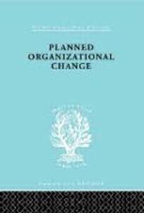 Planned Organizn Chang Ils 158 - Garth N. Jones - cover