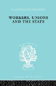 Workers Unions & State Ils 167 - Graham Wootton - cover