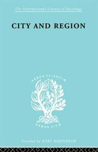 City & Region          Ils 169 - Robert E. Dickinson - cover