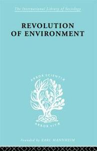 Revolutn Of Environmnt Ils 175 - Eric A. Gutkind - cover