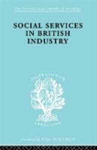 Soc Servcs Brit Indus  Ils 192 - A. F. Young - cover