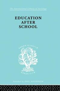 Education after School - C. Stimson - cover
