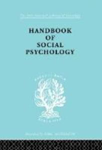Handbook of Social Psychology - Kimball Young - cover