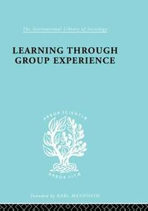 Learng Thro Group Exp  Ils 249 - A. K. C. Ottaway - cover