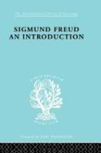 Sigmund Freud - An Introduction - Walter Hollitscher - cover