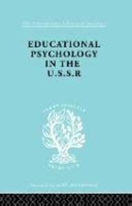 Educatnl Psychol Ussr  Ils 268 - cover