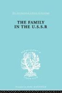 The Family in the USSR - Rudolf Schlesinger - cover