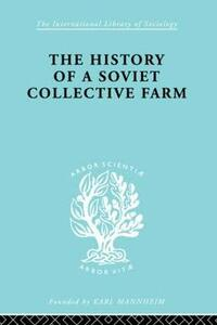 History of a Soviet Collective Farm - Fedor Belov - cover