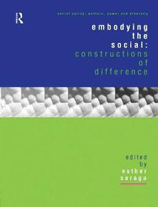 Embodying the Social: Constructions of Difference - cover