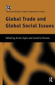 Global Trade and Global Social Issues - cover