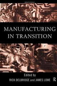Manufacturing in Transition - cover
