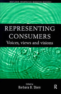Representing Consumers: Voices, Views and Visions - cover
