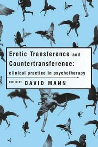 Erotic Transference and Countertransference - cover