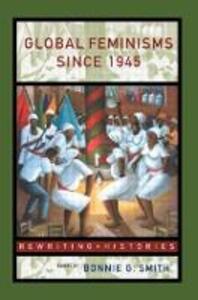 Global Feminisms Since 1945 - cover