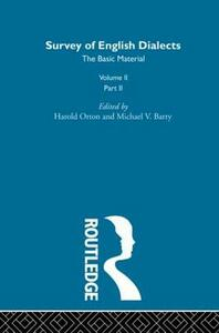 Survey Eng Dialects Vol2 Prt2 - cover