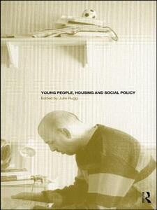 Young People, Housing and Social Policy - cover