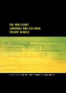 The Routledge Language and Cultural Theory Reader - cover